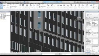 Tower Structure in Autodesk Revit