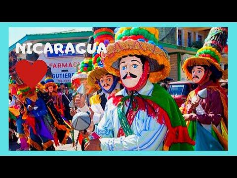 NICARAGUA:   Folk dance