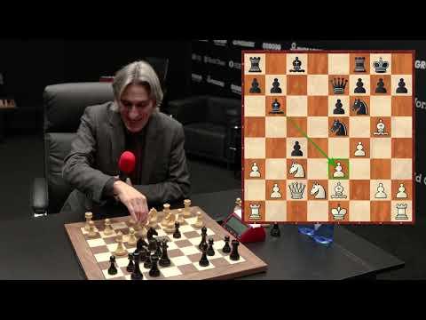 World Chess Championship 2018 Game 7 Report