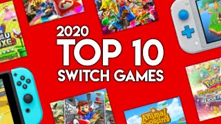 Top 10 Must Have Nintendo Switch Games!  Feat. Lucky Lakitu