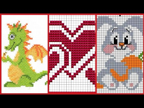 Fabulous Cross Stitch Pattern Of Some Idea Latest Design