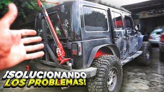 SOLUCIONANDO LOS PROBLEMAS CON MI JEEP | ManuelRivera11