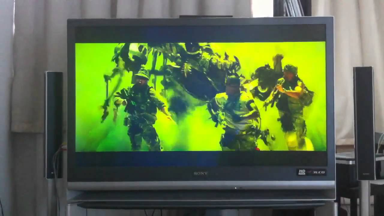 Sony 50 Quot Hd Tv Kdf E50a12u For Sale With Faults Youtube