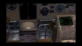 mege airport frankfurt - an fs2004 movie