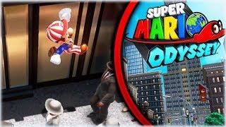 ¡¡ EL REGRESO AL REINO URBANO !! - Super Mario Odyssey, Gameplay Español #21 [WithZack]