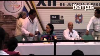Procuradores resaltan labor en materia penal que se realiza en Campeche
