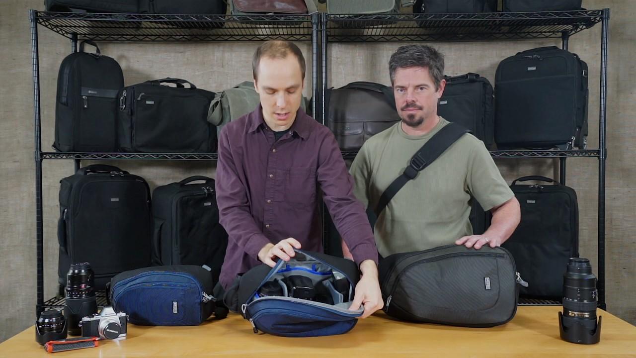 TurnStyle V2 0 Sling Camera Bag - Think Tank Photo - YouTube