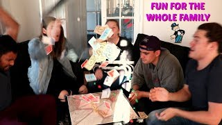 Things NEVER said during Monopoly! (Hilarious Comedy Sketch)