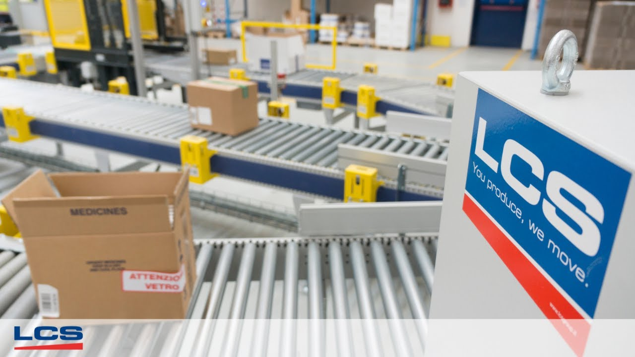 Il Material Handling secondo LCS
