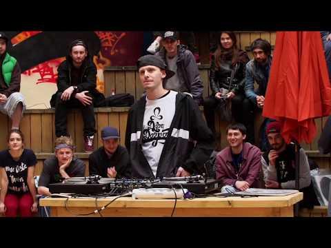 V1 Scratch Battle Final - DJ Bless x DJ Worm