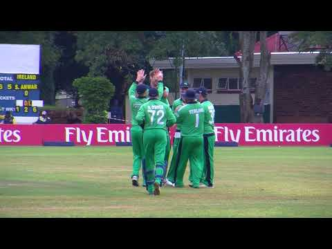 Ireland v United Arab Emirates Highlights | ICC World Cup Qualifier 2018