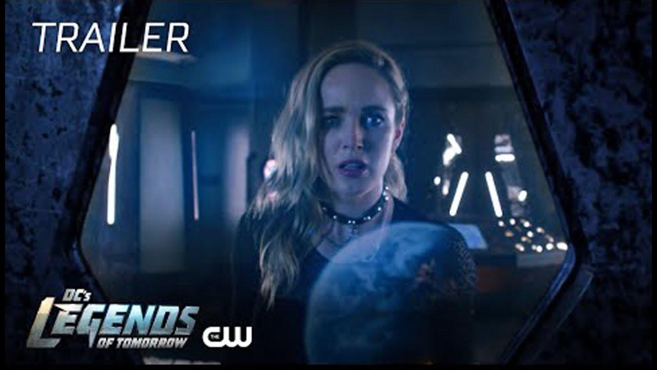 Download DC's Legends Of Tomorrow Season Six Promo