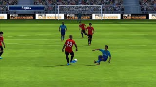 PES CLUB MANAGER Android Gameplay Beginner Div 2 #5