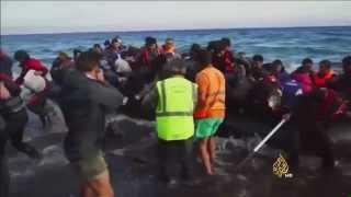 صندوق لمكافحة الهجرة غير النظامية نحو أوروبا