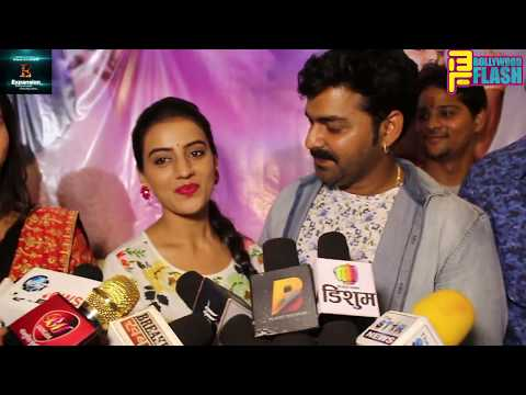 Bhojpuri Superstar Pawan Singh First Interview After Marriage - Pawan & Akshara Full Interview