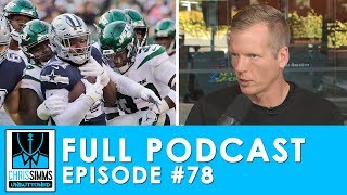 Ezekiel Elliott's issue, 49ers & Texans win, Philly guarantee | Chris Simms Unbuttoned (Ep. 78 FULL)