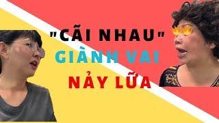 """NLDK I Hậu trường Phi Phụng, Phương Dung """"cãi nhau"""" nảy lửa giành vai trong  MV Thụy Mười"""