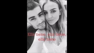 ZAYN MALIK - Its you- (TRADUCIDA AL ESPAÑOL) zerrie