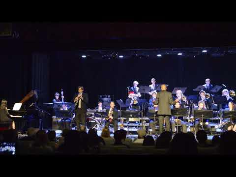 Grace - Monte Vista Jazz Ensemble @ Al Gentile Theater 2017