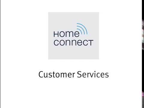 Home Connect Customer Services
