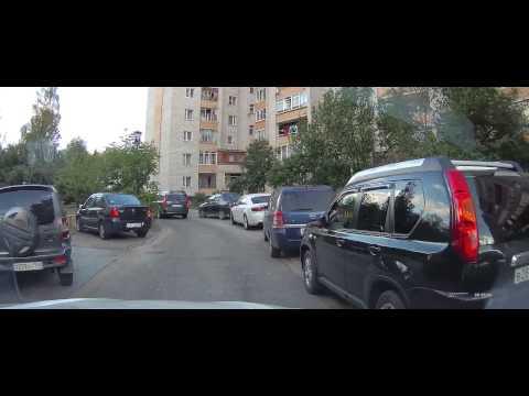 Видеорегистратор Bluesonic BS-F010 Обзор.  Парковка, 2506x1080 (WSHD) Ambarella A7
