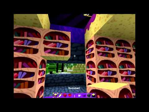 Mine Little Pony Minecraft [12] Many Technical Issues!!!
