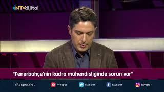 """""""Fenerbahçe'nin kadro mühendisliği sorunlu"""" (Futbol Net 17 Eylül 2019)"""