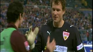 Karlsruher SC gegen VfB Stuttgart