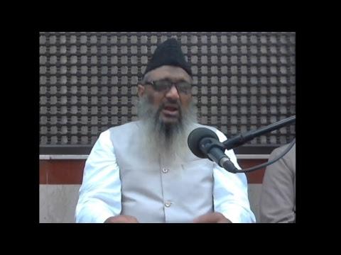 Dars by Sheikh Abdul Mannan Salafi, Salmiya - Kuwait 06/04/18