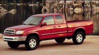2000 Toyota Tundra Start Up and Review 4.7 L V8