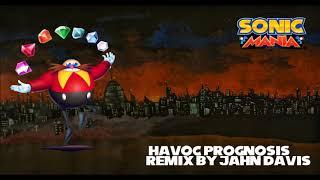 "Sonic Mania OST - ""~Havoc Prognosis"" (Eggman Boss 2 Remix)"