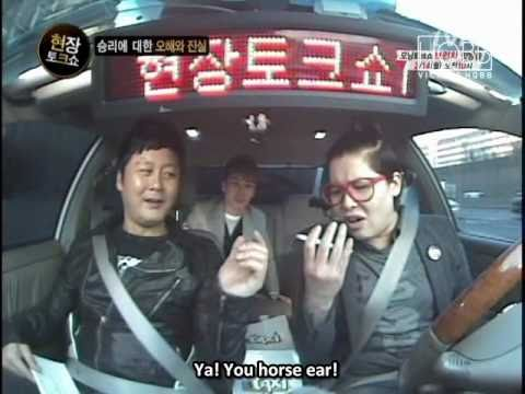 """(English Subbed) SeungRi Explains The """"TOP TOP TOP"""" Incident"""
