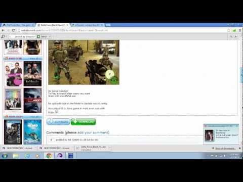 How to download Delta Force Black Hawk Down (PC) free