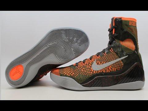 best website 1674e fd28b Nike Kobe 9 IV Elite