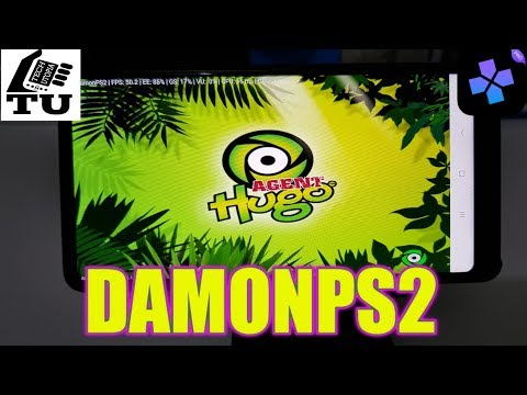 Agent Hugo Lemoon Twist DamonPS2 Pro PS2 Games on smartphones with Emulator for Android/Gameplay - 동영상