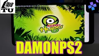 Agent Hugo Lemoon Twist DamonPS2 Pro PS2 Games on smartphones with Emulator for Android/Gameplay