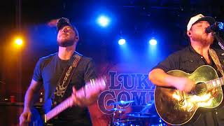 Luke Combs-When it Rains it Pours-Stone Pony Asbury Park, NJ 11/18/2017