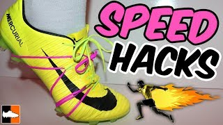 10 Easy Speed Hacks To Make You Run Faster Like Ronaldo!