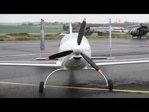 Primo test per l'aereo