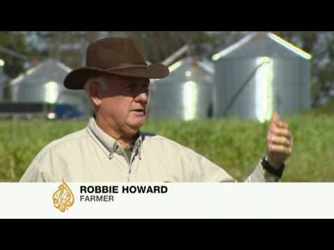 Fertilisers threaten Mississippi river - 23 Oct 09