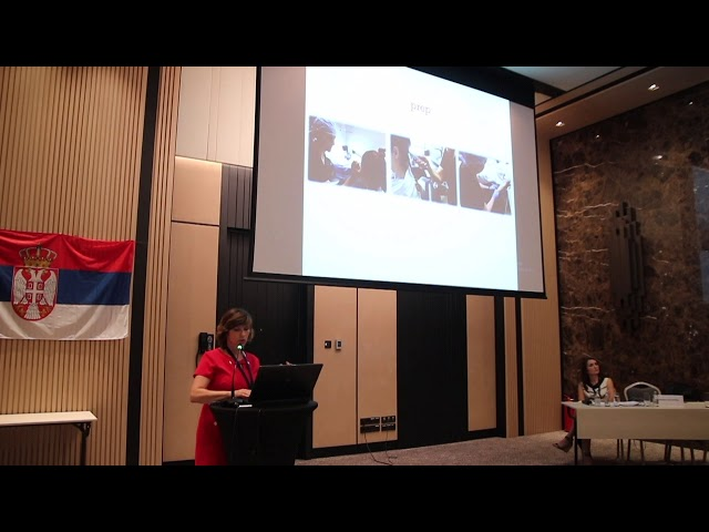 Dallas Hair Transplant Coordinator Emina Vance Lectures on Eyebrow Transplant in Serbia