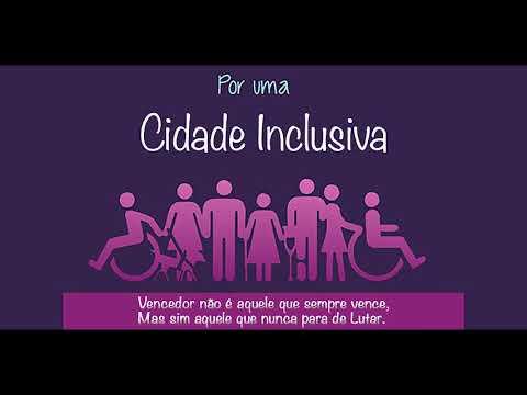 vídeo Dia Internacional da Pessoa com Deficiência