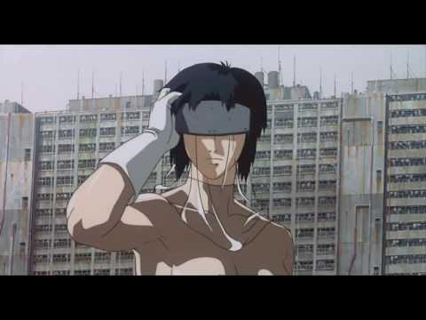 Ghost in the Shell AMV Steve Aoki Remix