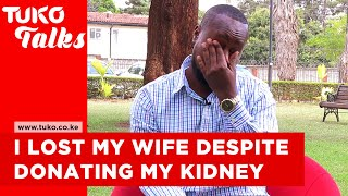 I couldnt save my wife, now Im raising our daughter alone  Tuko TV