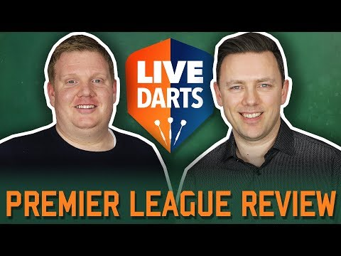 Live Darts TV Episode Four Part 2 - Unibet Premier League Review And Glasgow Preview
