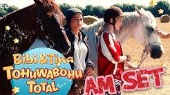 Am Set von Bibi & Tina Kinofilm 4 TOHUWABOHU TOTAL - Radio Teddy war vor Ort