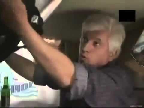 Cексуальная спутница в  поезде  Скрытая камера