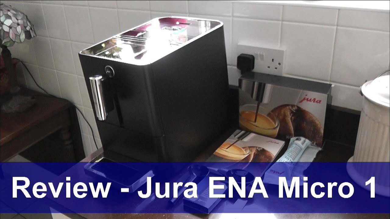 review jura ena micro 1 beans to cup coffee machine. Black Bedroom Furniture Sets. Home Design Ideas