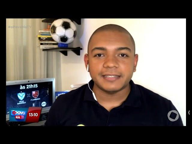 Hora de Esporte - 20 04 2021- O Povo na TV