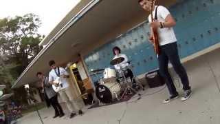 The Strokes-Reptilia (Instrumental Band Cover)